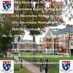 Australia PhD Dissertation Writing Services