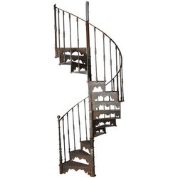 Spiral Iron Staircase Manufacturers