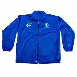 Blue Super Poly Track Jacket