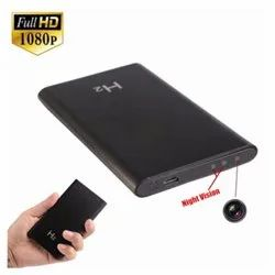 10 M 1080 P Spy HD Power Bank Camera, 5000mAH