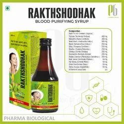Rakthshodhak Blood Purifying Syrup