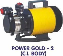 Amee Single 0.5hp Cast Iron Water Pump Motor, 220 V