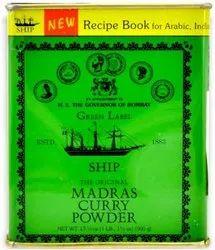 Ship Madras Curry Powder, 500 gm