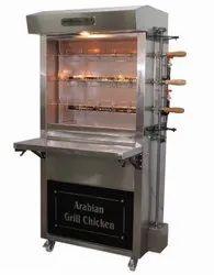 Chicken Grill Machine