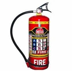 AFFF Based 9kg Mechanical Foam Portable Fire Extinguisher, Capacity: 6kg