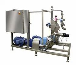 SLES Dispersing and Diluting system