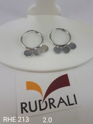 Round Fashion Earrings