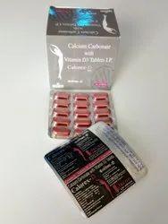 CALOREX-D Tablets