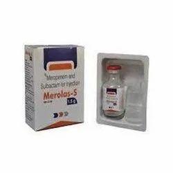 Meropenem and Sulbactam Injection
