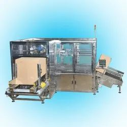 Auto Case Errector and Tapping Machine