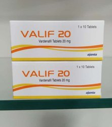 Vardenafil Tablets 20 Mg