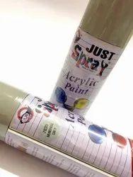 Munshell Grey Aerosal Spray Paint -  Just Spray