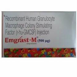 Emgrast M 500 Mg Injection