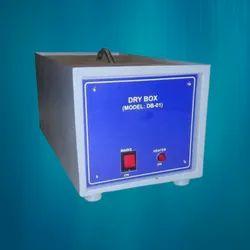 Mild Steel FTIR Dry Box