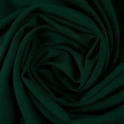 Green Plain Rayon Fabric