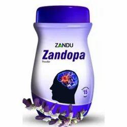 Zandu Zandopa For Parkinson's Disease - 200g, Powder, Prescription