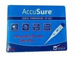 Accusure MT-1027 Digital Thermometer
