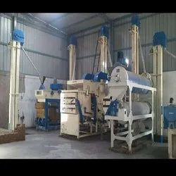 MUSTARD SEED PROCESSING PLANT