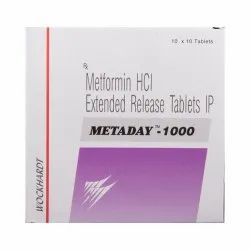 METFORMIN HCL EXTENDED RELEASE TABLETS IP
