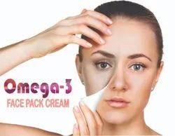 Omega-3 fatty acid Face Pack Cream