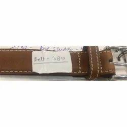 MBE/Blt/16 Leather Betl