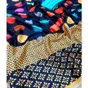 Pure Japan Satin Silk With Digital Print Saree