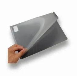 Transparent L Folder