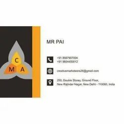 Personalized Visiting Card Printing Services
