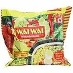 Wai Wai 1-2-3 Noodles - Chicken Flavour 70g