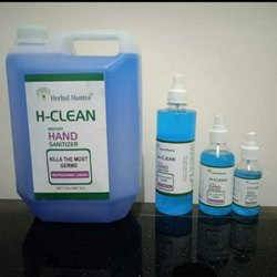 NB Herbal Hand Sanitizers, For Personal