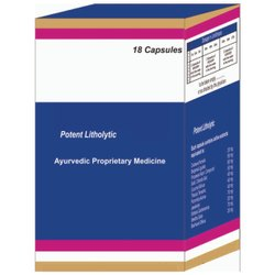 Potent Litholtic Ayurvedic Proprietary Medicine Capsules