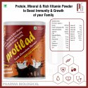Protiled Protein Powder Chocolate Flavoured