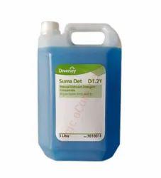 Suma Det D1.2Y Manual Dishwash Detergent Concentrate