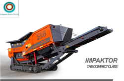 Impaktor 250 Evo, For Waste Recycling Shredders