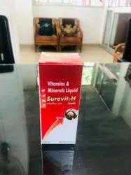 Vitamins & Minerals Liquid