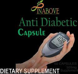 Herbal Antidiabetic Capsule