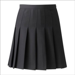 Girl School Uniform Skirt