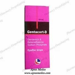 Gentacort D Eye Ear Drop