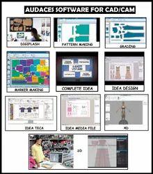 Apparel CAD CAM