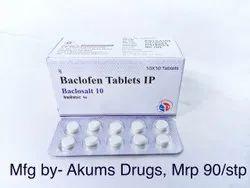 Baclofen XL 10 MG Tablets