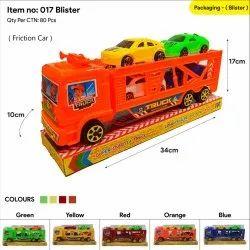 Plastic Combo Toys Truck