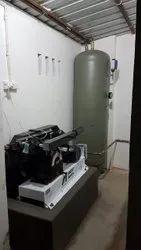 5 HP Medical Grade Air Compressor