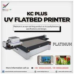 UV Flatbed Metal Printer