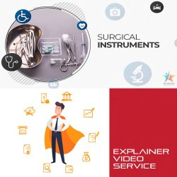 1 Week Corporate Videos Animation Services, Pan India