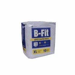 BFIT Adult Diaper Pants, XL