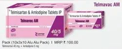 Telmissartan and Amlodipine Tablets IP