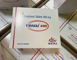 Favijaj Favipiravir 400 Mg Tablet