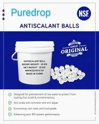 Puredrop RO Antiscalant Solid Balls 25 Kg Bucket