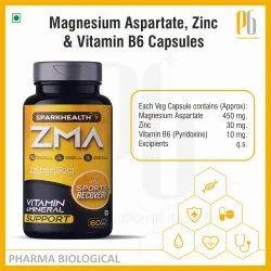 Sparkhealth ZMA Capsules