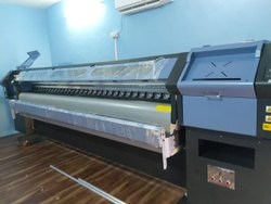 Large Format Printing Machine